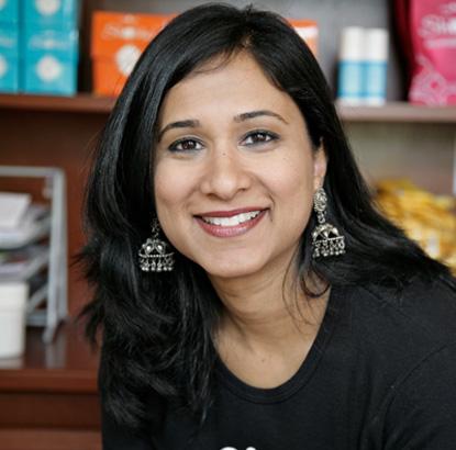 A Natural Success Story: Founder and CEO, Shobha Tummala