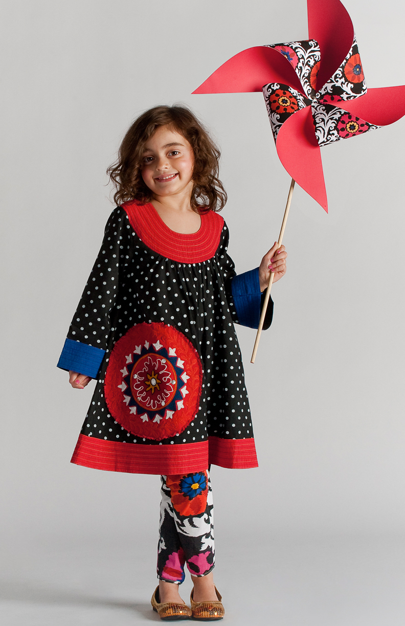 Add a Little Masala-Mix to Your Child's Style