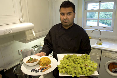 Chef Gurpareet Bains' 'World's Healthiest Meal'