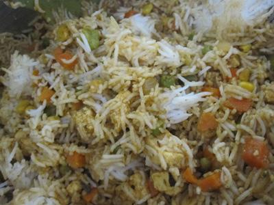 Guest Post: Stovetop Vegetable Biryani