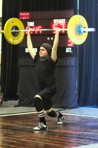 Kulsoom Abdullah: Lifting Weights and Breaking Barriers