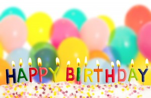 bigstock-Happy-birthday-lit-candles-on--31796636