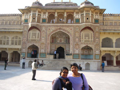 Family Travel to Golden Triangle (Jaipur, Agra and Delhi)