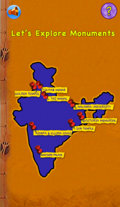 Screen shot 5 Map of India