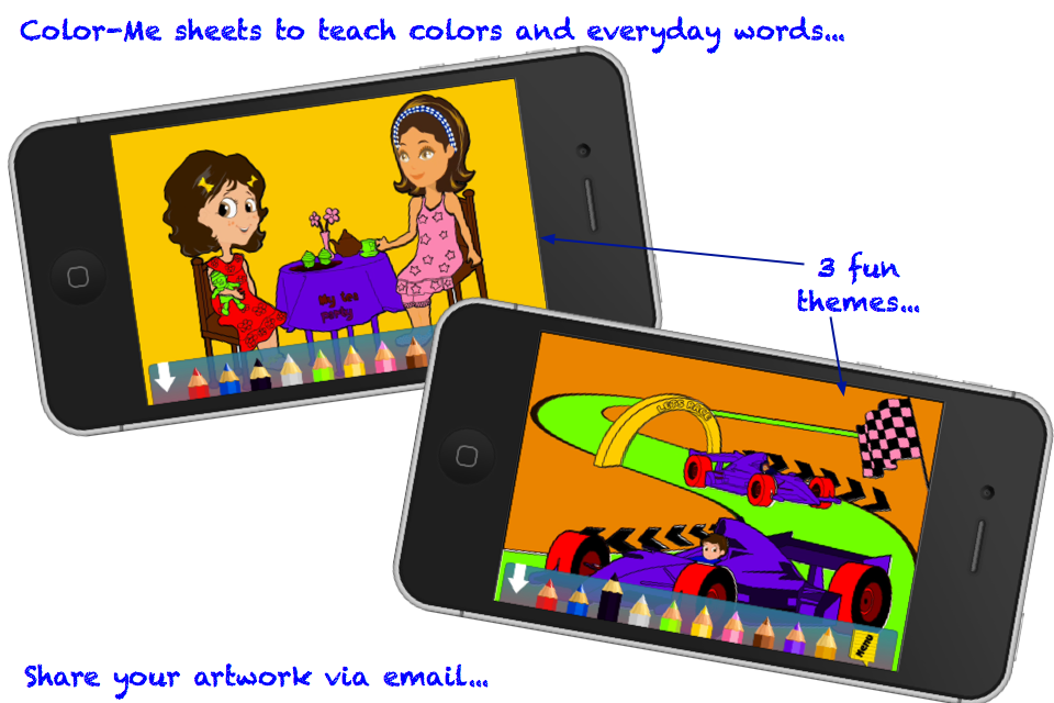 Teach Your Child About Colours in Different South Asian Languages!