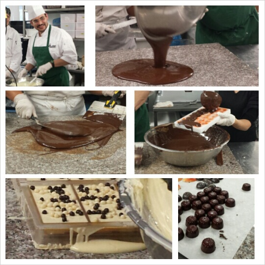 Learning About Chocolate & Other Food Matters at a Spa Getaway