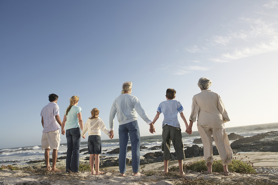 Tips on Travelling With Extended Family