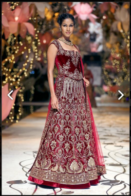 Wedding; Lehenga