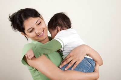 bigstock-Indian-mother-and-baby-smiling-29359442(1)