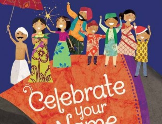 Book: Celebrate Your Child's Name Through Indian Culture