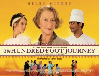 100 Foot Journey: A Movie Review
