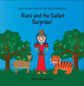 Book Cover Rani and the Safari Surprise