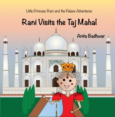 Book cover for Rani Visits the Taj Mahal