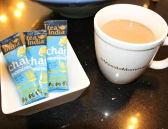 TeaIndia's Chai Moments Milk Tea: A Review