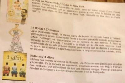 3 Idiots - Bollywood in Uruguay