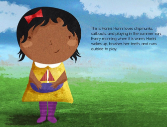 Bharat Babies: Diverse Books for  Young Minds