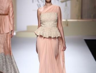 Five New Ways To Wear Sari in 2015