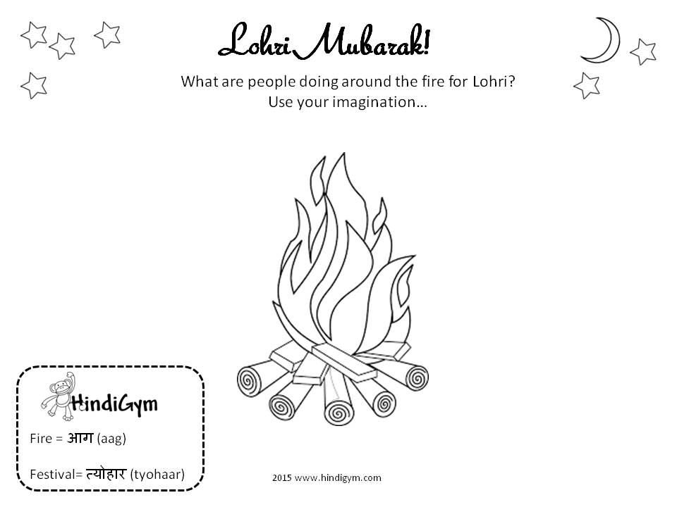 Celebrating Lohri With Kid-Friendly Activities - Masalamommas