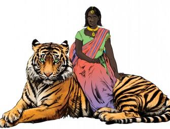 Comic-Book Heroine Raises Awareness About Rape