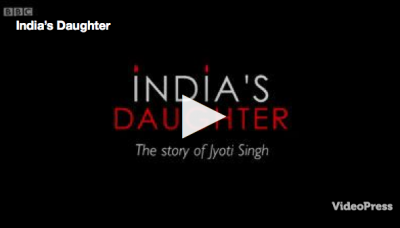 screen shot of India's daughter opening scene.