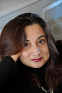 Monica Bhide, food author
