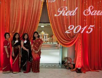 Red Sari Gala Raises Awareness of South Asian Heart Health