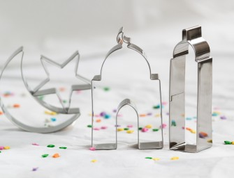 Islamic Holiday Cookie Cutter Gift Set