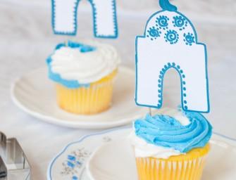 Create a Festive Ramadan Cupcake Topper