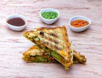 Recipe: Mumbai Sandwiches