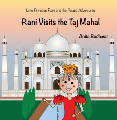 rani visits the taj mahal