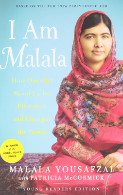 I am malala young reader