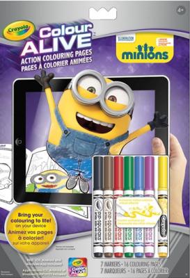 Minions color alive
