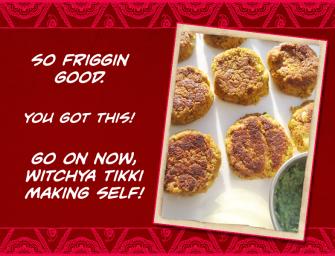 Recipe: Spicy Gobi Tikki
