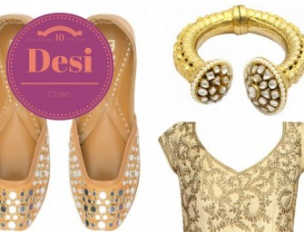 10 Things Every Desi Girl Needs in Her Wardrobe