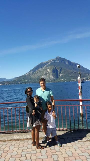 Anuja De Silva's Family