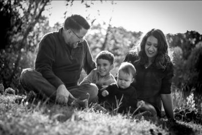 Naya Weber's family