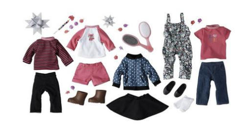 Mix and match newberry doll set sears canada