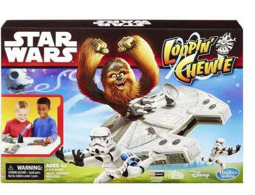 Chewie Star wars sears canada
