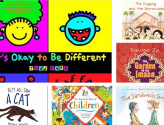 6 Books Celebrating Differences and Kindness