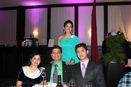 Shawna Pandya family