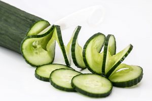 cucumber hydrating food for ramadan