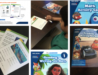Prevent the 'Summer Slide' with the NELSON Disney Learning Series