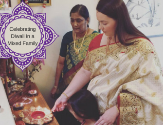 5 Ways to Celebrate Diwali in a Cross-Cultural Family
