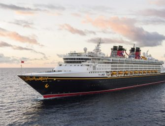 Disney Cruise Line's  New Spaces and New Experiences